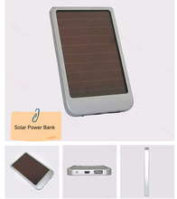 popular solar charger best price, mobile solar power bank charger 4000mAh power bank Dubai wholesale price