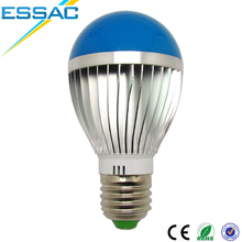 super brightness unique stock products high quality multicolor dimmable bulbs smd 5w led bulb e27