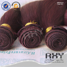 Remy hair weaving 99j, hair weaving needles,hair thread for weaving