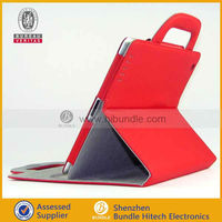 Leather Portfolio Case for iPad,for ipad 4 leather case