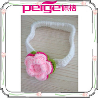 New style patterns for knitting crochet elastic headband for sale