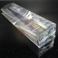 Clear OPP square bottom tea bag