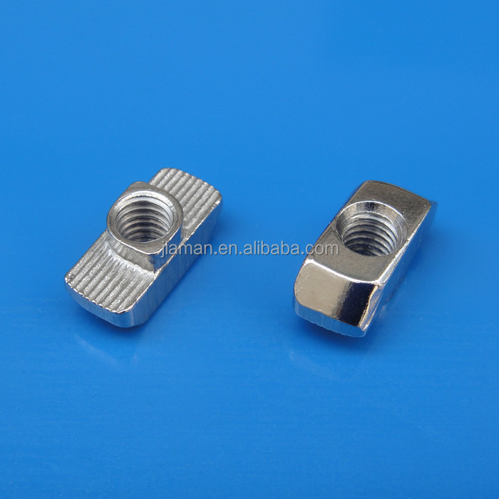 t nut hammer head t bolt and t nut for fastener aluminum profile 20s 30s 40s 45s profile buy t. Black Bedroom Furniture Sets. Home Design Ideas