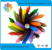 new stationery multicolor crayon pen