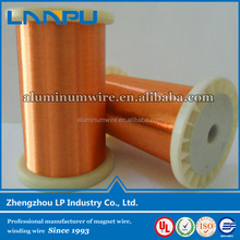 ISO Certificated Enamel Coated Copper Magnetic Wire For Transformer