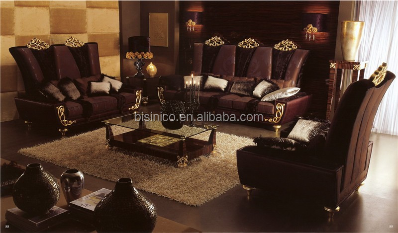 Neo clásica lujo contemporáneo diseño mueble de cocina, elegante ...
