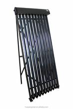 Vacuum tube solar keymark heat pipe solar collector