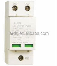 Photovoltaic DC Surge Protective Device