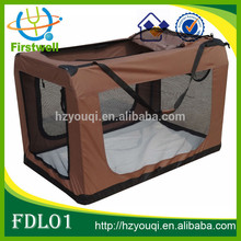 Dog Enclosures Zipped Meshes Funny Dog Carrier