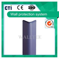 PVC rounded edge corner guard (PC-30)