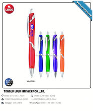 smiley plastic Pen uni Ball Pen (Lu-8335)