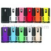 Fashion Detachable Football Pattern Two Tone Style Hybrid PC+TPU Case Accessory for Samsung Galaxy Note 4 N910
