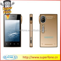 Hot selling D200 3.5 inch QVGA Screen support MP3/MP4/3GP/FM Radio/Bluetooth best latest mobile phones pda with cell phone