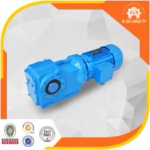 China XINJIN transmission factory Bonfiglioli K series reverse pto gearbox for transmission