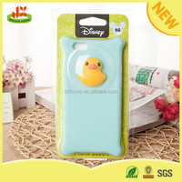 Wholesale silicone cute cell phone cover makerfor iphone 6