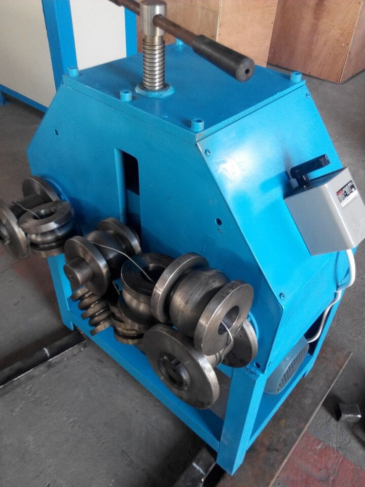 Hhw-g100 15 - 80 мм электрический квадрат труба / труба бендер