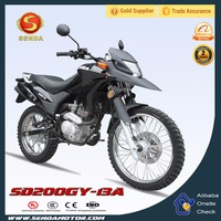 HOT 250CC DIRT BIKE XRE 300 AIR COOLED 4 STROKE POWER ENGINE SD200GY-13A
