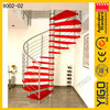 steel spiral stairs & wrought iron spiral stairs