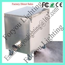 3000w/4000w special hotsell excellent quality dry ice fog machine manufacturers