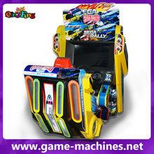 Qingfeng electronics store coin pusher game simulator seat racing