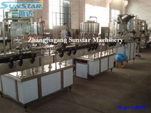 Hot sale 2000-4000bph small business machinery and equipment for mineral water plant