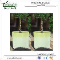 Large size home goods stone flower pots