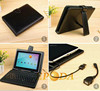 "NEW tablet leather case for 9 inch tablet, leather case for 9 inch tablet pc with keyboard, universal case for 9"" tablets"