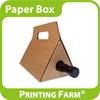 Custom Brown Kraft Paper Boxes Package