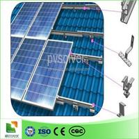 solar panel generator solar panel system 20000w aluminum roofing profiles