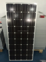 Normal size mono poly 150W solar panel solar PV cell solar PV module solar panel battery charge