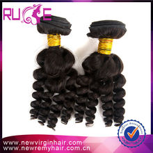good wholesaler 12-26 inch indian thin fine hair styles pictures