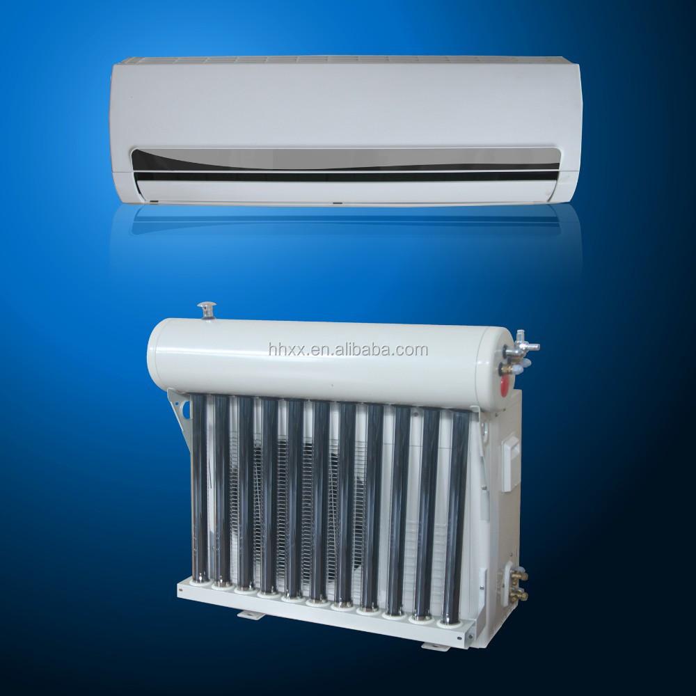 Solar Water Heater Vacuum Tube Air Conditioner - Buy Solar Water ...