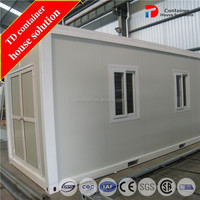 Portable container home