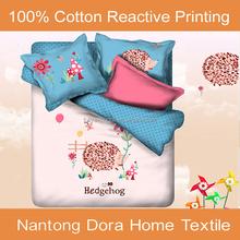 pillow hometextile pillow comforter lovely cartoon child sheet sheet pillowcase