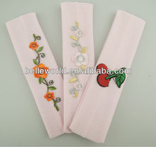 Promotional Cherry Flower Baby Headbands in high quality 2014