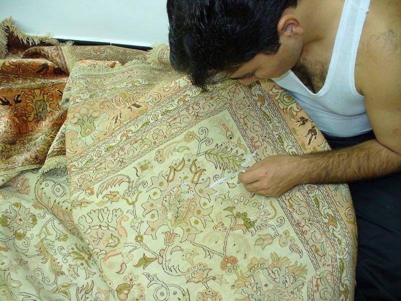 Lavado de alfombras persas for Alfombraspersas