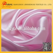 Various color new design soft silk fabric for bed sheets