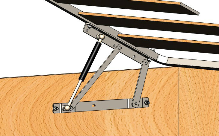 m canisme pour lit coffre autres pi ces de meublier id du produit 600000025082. Black Bedroom Furniture Sets. Home Design Ideas