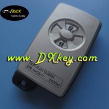 High quality 4 button remote key (315 mhz) 0111 315MHZ, 4D70 chip for toyota smart key remote smart key toyota rav4