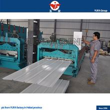 K Type super arch roof manufacture of profile sheet making machine