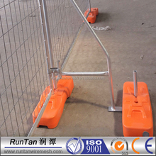 High Quality temporary fence/removable fence/temporary fence post base( 20 Years Professional Experience)
