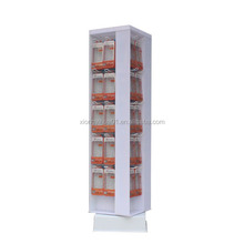 New Products Wholesale Acrylic Mobile Phone Custom Cable Micro Cell Phone Accessory Acrylic Displays