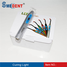 oral and dental resin led light curing machine