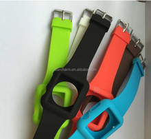 Factory price silicone watch bands for apple watch 38mm 42mm