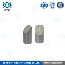 Multifunctional carbide buttons for petroleum drilling or exploration