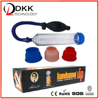 XH203 Beginner Power Vacuum Male Enhancement Enlarger Penis Pump men sex toys