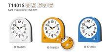 Featured Volume control touch light alarm clock