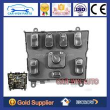 Electric Power Window Master Control Switch FOR MERCEDES BENZ 1638206610, Window Lifter Switch 1638206610 for Mercedes ML320