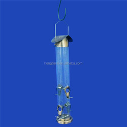 Finch hanging bird feeder,Copper Bird Feeders,Metal Hanging Bird Feeders