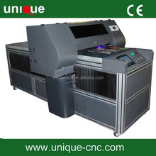 Industrial large fast clothes printing machine for sale 6 pieces of clothes at a time